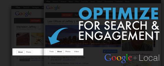 Google+ Content Optimization